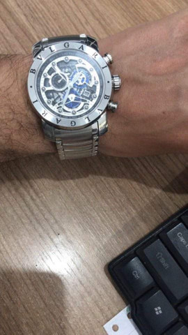 Relógio Bvlgari  - Foto 2
