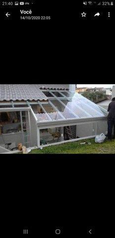 Coberturas de vidro - Foto 5