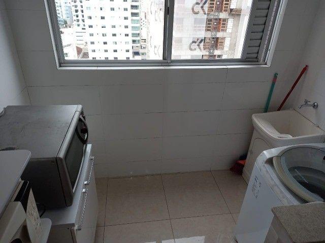 apartamento mobiliado 1 suite + 1 dorm -  - Foto 10