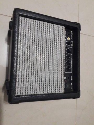Caixa Amplificada Giannini MG10 - Foto 5