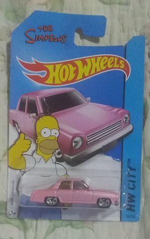 Van do mystery machine + Carro Rosa do Simpsons  - Foto 2