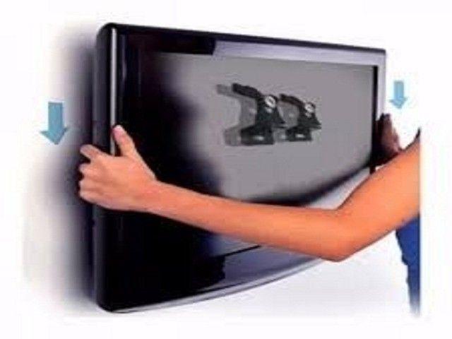 Super.Desconto.Com.entrega--Suporte Tv Universal Parede  - Foto 4