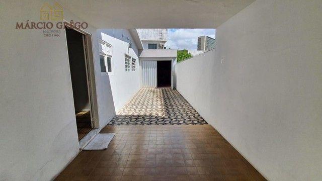 Alugo casa para fins comerciais no bairro Maurício de Nassau