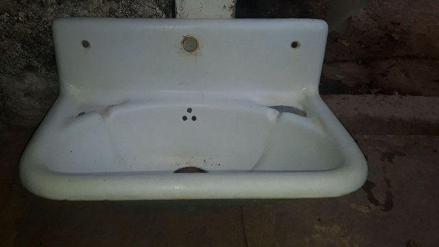 Pia para banheiro de ágata - Foto 2