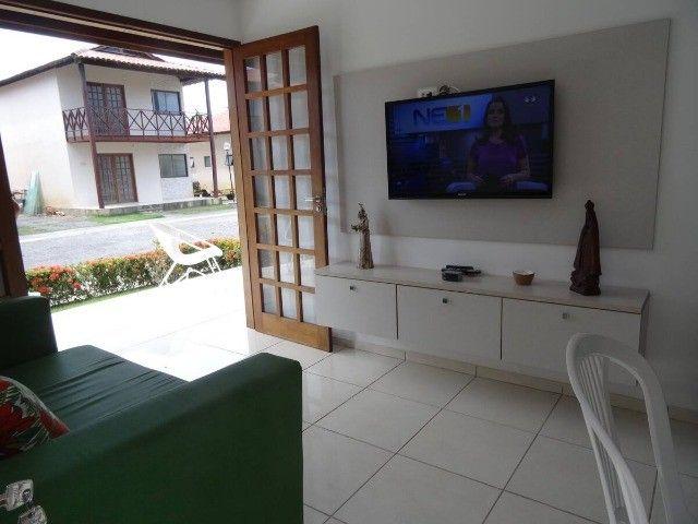 Belíssima casa muito bem mobiliada a beira mar em condomínio de luxo em Maria Farinha! - Foto 4