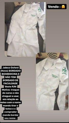 Jaleco biomedicina