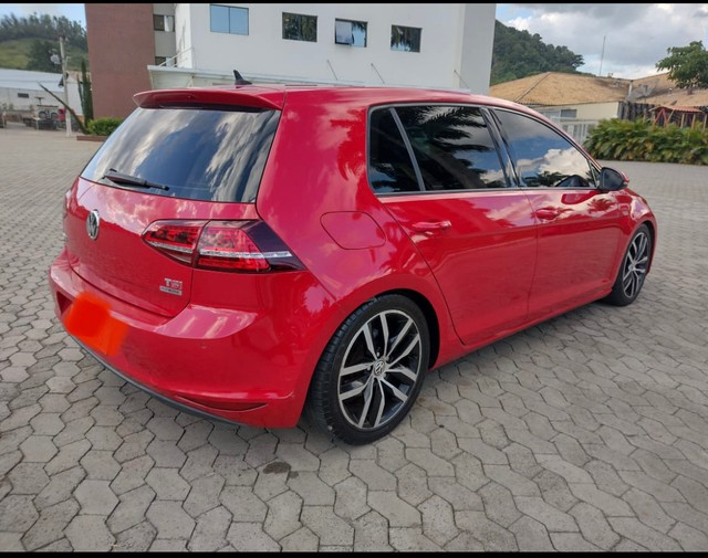 Golf tsi 1.4 turbo com teto solar  - Foto 10