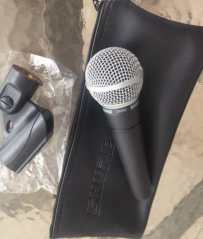 Microfone Shure SM58 - Original - USA - Oportunidade