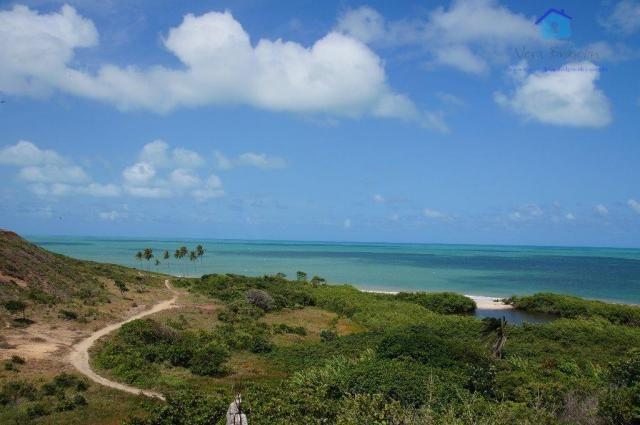 Terreno com Vista panorâmica para o mar, Barra de Gramame, Conde