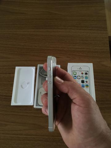Vendo iPhone 5s Silver 16g