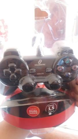 Controle da Goldentec, PlayStation 3,PC,PLAYSTATION 2