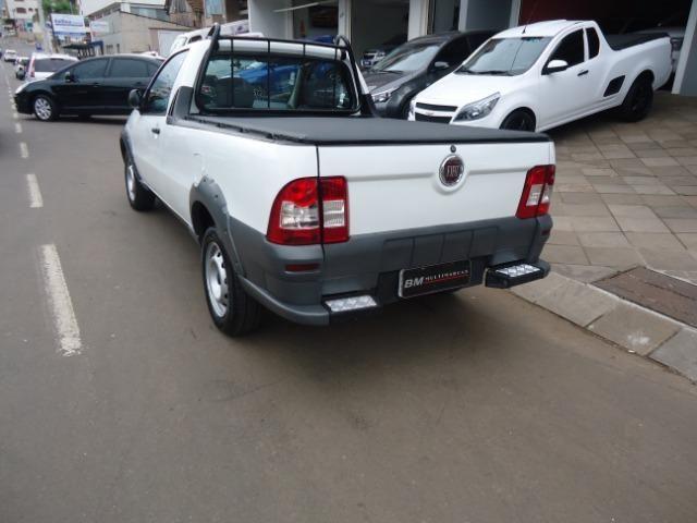 Fiat Strada 1.4 em ótimo estado! Abaixo de FIPE - Foto 7