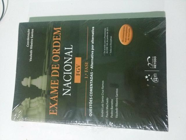 Livro Para Estudantes de Direito (OAB)