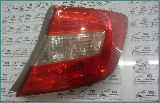 Lanterna traseira direita Honda Civic 2014