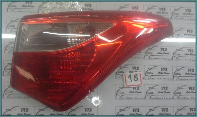 Lanterna traseira direita Hyundai Hb20