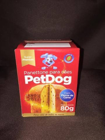 Panettone para cães