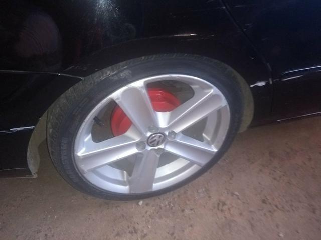 Aros 17 com pneus 205/40