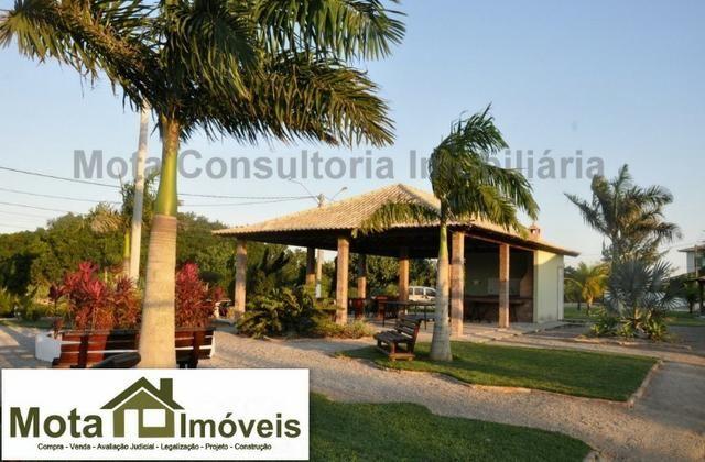 Mota Imóveis - Tem em Praia Seca Terreno 375m² Condomínio Colado ao Centro - TE- 049 - Foto 8