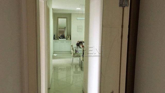 Apartamento com 3 dormitórios à venda, 91 m² por R$ 640.000,00 - Vila Baeta Neves - São Be - Foto 3
