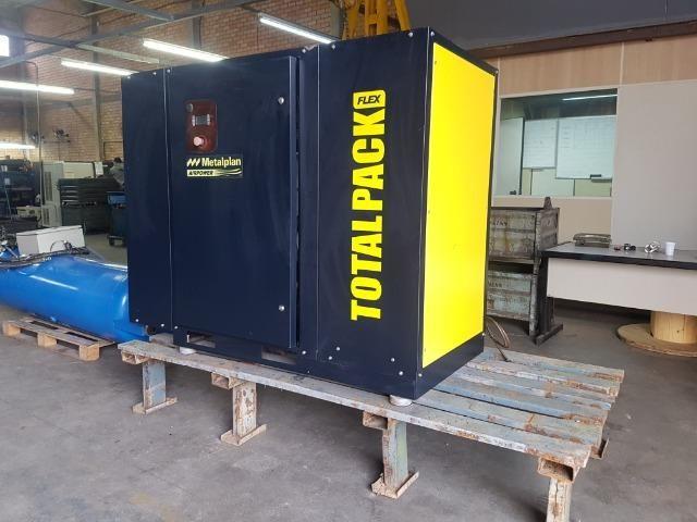 Compressor de ar de parafuso MetalPlan 25 HP