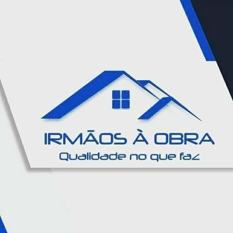 IRMÃOS À OBRA. Reformas residencial e comercial, forros PVC e etc