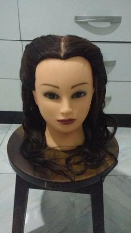 Cabeça de boneca para Cabeleireiros