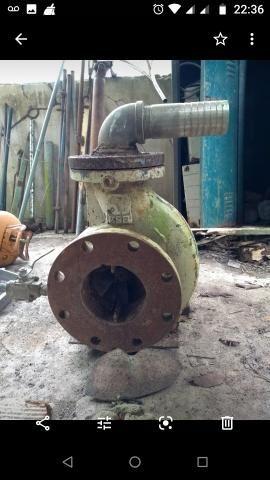 Motor bomba industrial
