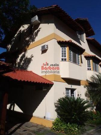 Casa de condomínio para alugar com 4 dormitórios em Maria paula, Niterói cod:1174