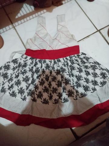 Roupas para menina de 2 anos e sandalias - Foto 3