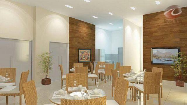 Apartamento com 2 dormitórios à venda, 52 m² por r$ 289.045,34 - urbanova - são josé dos c - Foto 3