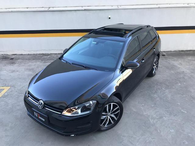 Volkswagen Golf Variant 1.4TSI Comfortline - Placa I - Foto 4
