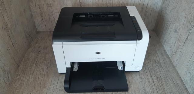 Impressora Laser Color Hp CP 1025
