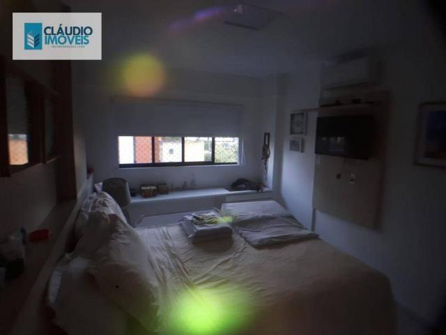 Apartamento com 3 dormitórios à venda, 110 m² por r$ 580.000 - jatiúca - maceió/al - Foto 5