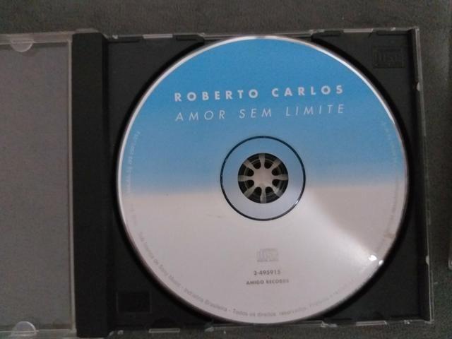 CDs do Roberto Carlos - Foto 2