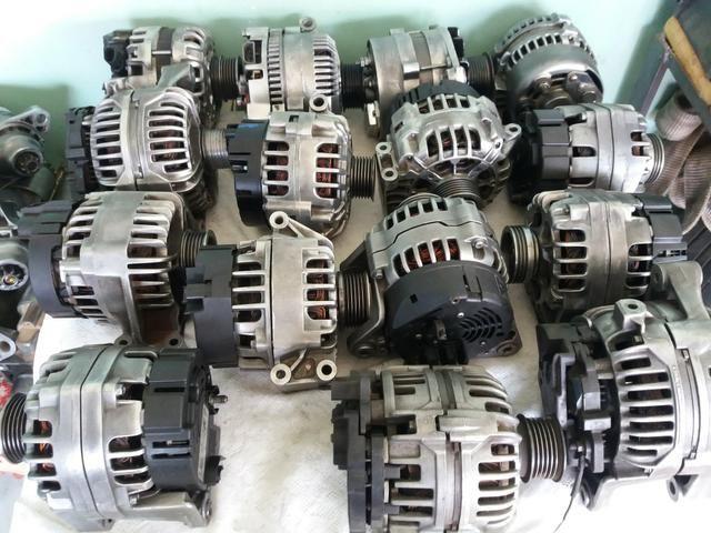 Alternador varios motor de arranque varios !!