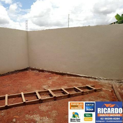 Casa 2/4, Amplo Quintal - Foto 14