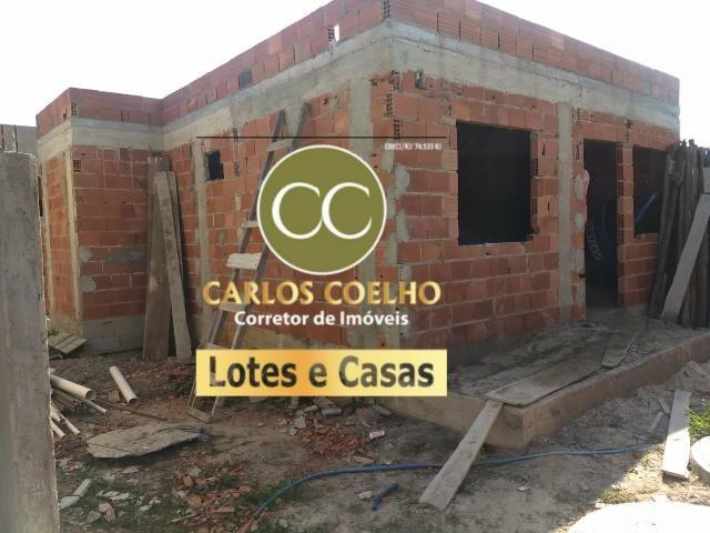 G Cód 258 Casas Novas na Planta no Condomínio Vivamar, lado Praia!!