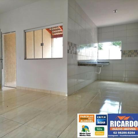 Casa 2/4, Amplo Quintal - Foto 6