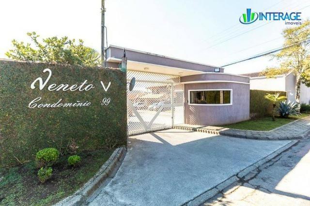 Casa em Condomínio em Santa Felicidade - 2 Andares, 200m², 3 suítes e churrasqueira - Foto 2