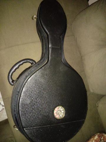 Case para banjo Solid Sound