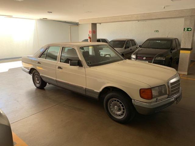 Mercedes Benz 1980 - 280SE / Placa Preta (Colecionador) - Foto 5