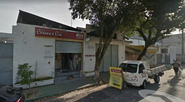 Galpão comercial de 750m2 Vila Antonieta