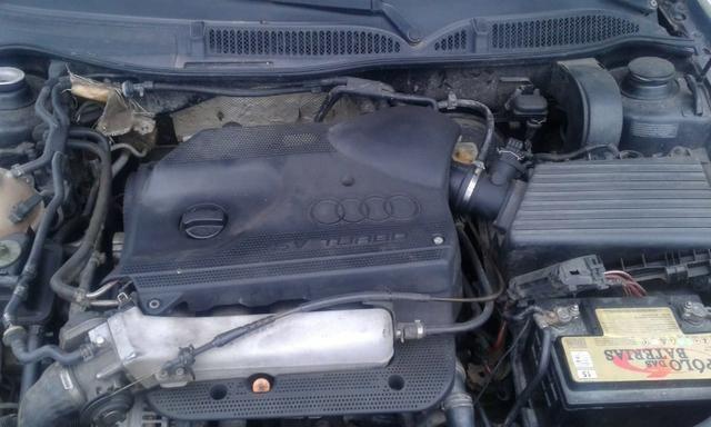 Motor Audi A3 1.8 Turbo 180 cv 2002 R$2.999