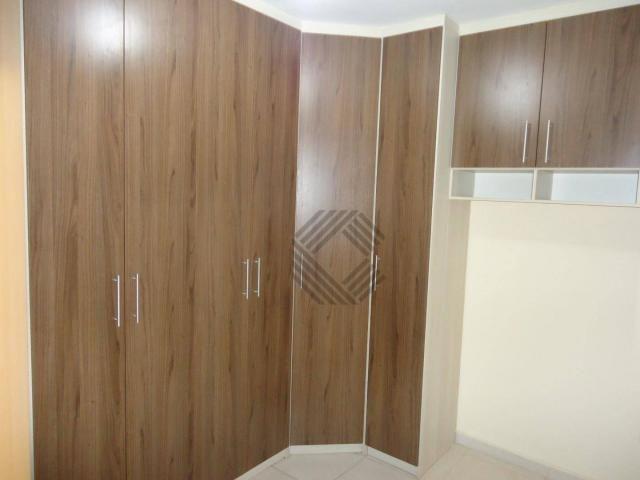 Apartamento com 2 dormitórios para alugar, 46 m² por r$ 650/mês - jardim ipanema - sorocab - Foto 10