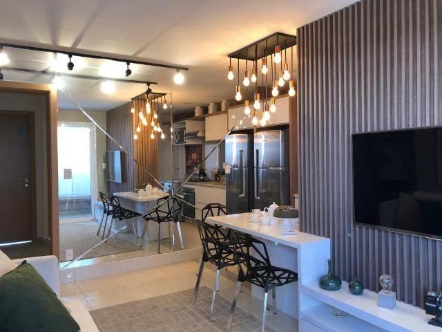 Follow bueno- apartamento - 02 quartos com 01 suíte - pronto para morar no Setor Bueno - Foto 2