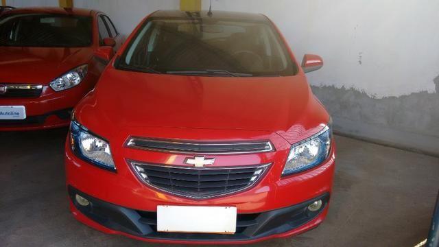 Chevrolet/ Onix LT 1.4 2013/2014 flex completo