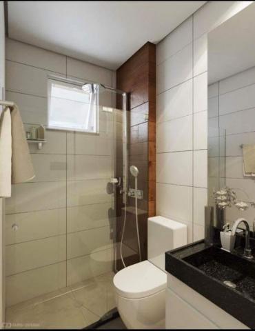 Apartamento à venda com 2 dormitórios em Bandeirantes, Conselheiro lafaiete cod:299-4 - Foto 3