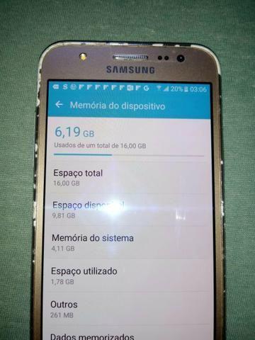 Samsung já 5 16 giga