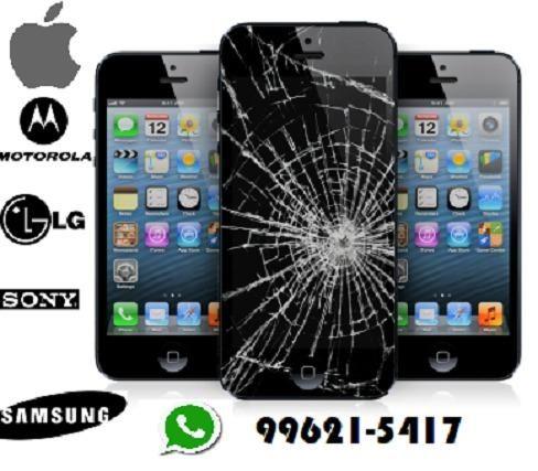 Assistência Técnica para celulares: Iphone/ Motorola/ Samsung/ Outros