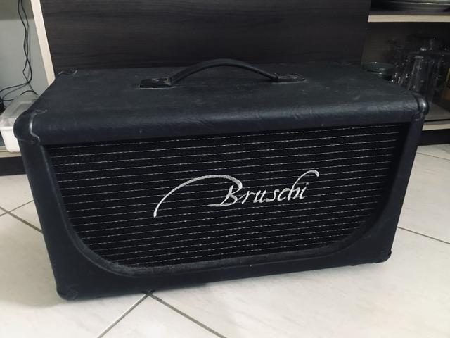 Amplificador Bruschi 80w stereo
